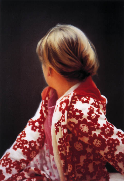 Gerhard Richter, Betty, olio su tela, 1988