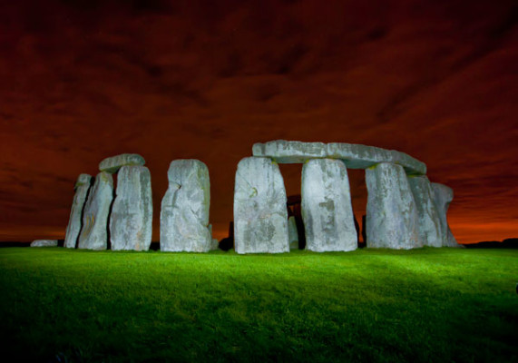 Stonehenge-outside