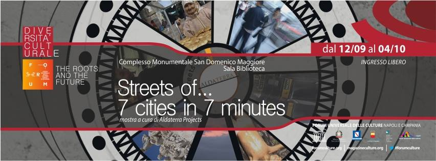 Streets of... 7 cities in 7 minutes