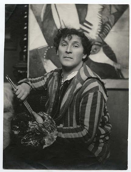 Matthes, Francia - Marc Chagall, Paris, 1924