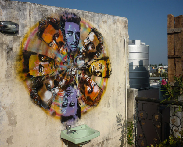 Artiste Ouvrier - India 2011