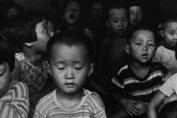 Dorothea Lange, Korean Children, Korea, 1958