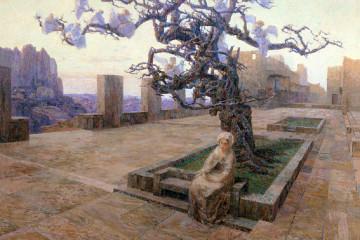 Gratia plena tela, 115x170 cm Collezione Famiglia Bracco, Milano