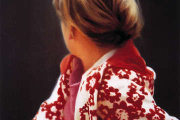 Gerhard Richter, Betty, olio su tela, 1988