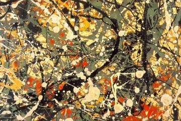 Jackson Pollock - Number 8 (1949)