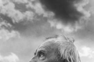 Ferdinando Scianna – Ritratto di Jorge Luis Borges