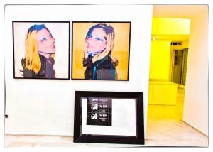 Backstage mostra Andy Warhol Vetrine