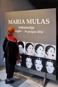 Maria Mulas – Ostranenje