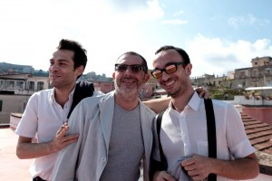 Dino Morra con Moio&Sivelli